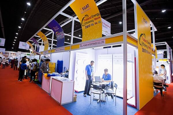 led expo exhibitor