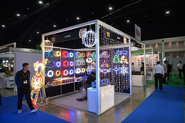 led light expo