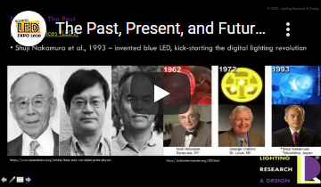 The Past, Present & Future of Architectural Lighting