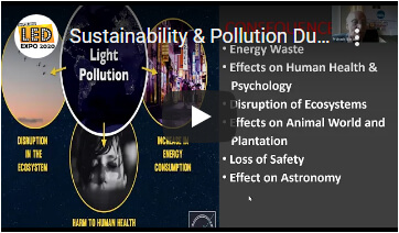 Sustainability & Pollution Due to Lighting